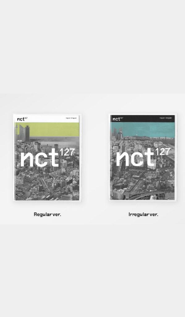 Album NCT 127 Regular-Irregular (PLAKAT GRATIS)